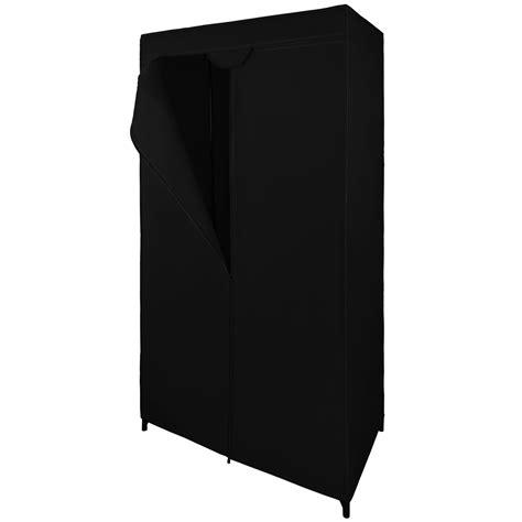 kleiderschrank 160 cm stoffschrank faltschrank klaus 75 x 50 x 160 cm cing