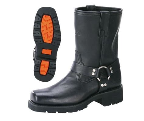 most comfortable motorcycle boots walking my beloved xelement men s motorcycle harness boots most