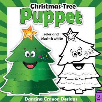 printable christmas paper bag puppets fun holiday craft printable christmas tree paper bag