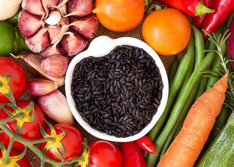 Tinggi 11 Bisa Ukir Nama karena tinggi antioksidan beras hitam bisa sehatkan jantung dan cegah diabetes
