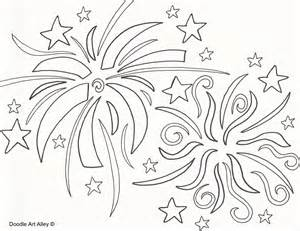 fireworks coloring pages free firework coloring pages coloring home