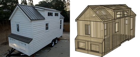 Dan Louche S Tiny House Plans Dan Louche Tiny House Book