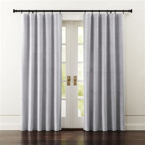 gray curtain panels 25 best ideas about grey velvet curtains on pinterest