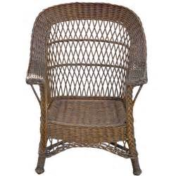 Antique Rocking Chair Value Antique Wicker Chair At 1stdibs