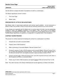 Bid Acceptance Letter Exle 9 Best Acceptance Letters Images On
