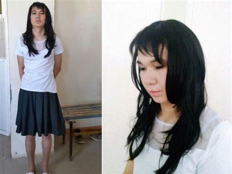 girlfriend examinercom boyfriend fined for dressing up as his girlfriend to sit