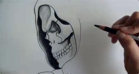 imagenes de calaveras faciles como dibujar una calavera taringa