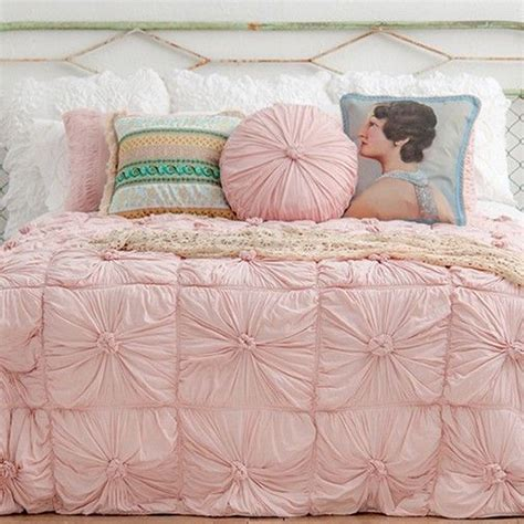 rosette comforter rosette bedding in tuscan pink kids room pinterest