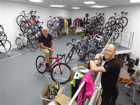 Bike Shed Wales by A Bike Shop Has Opened A Showroom Just For Wales