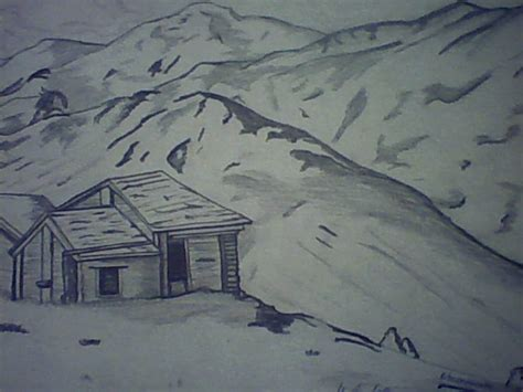 imagenes para dibujar a lapiz de paisajes faciles c 243 mo dibujar a l 225 piz un paisaje imagui