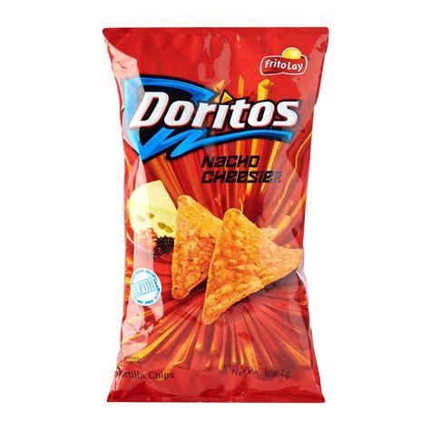 Tortila Doritos doritos nacho cheese tortilla chips 198 4g from redmart