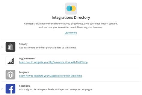wordpress themes with facebook integration mailchimp facebook integration 02 elmastudio