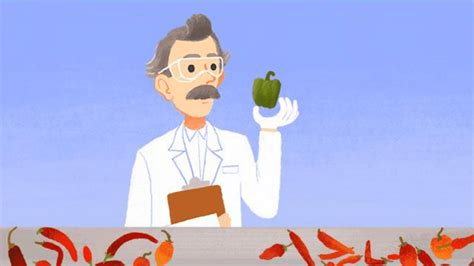 wilbur scoville wilbur scoville doodle marks 151st birthday of