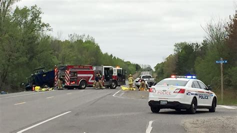 trucks crash 1 dead in dump truck crash in whitby citynews