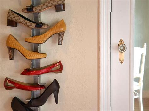 space saving shoe storage ideas 1000 images about organizing and storage ideas on