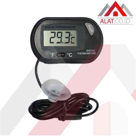 Termometer Digital Untuk Aquarium thermometer aquarium digital amtast st 3 distributor alat ukur dan uji indonesia