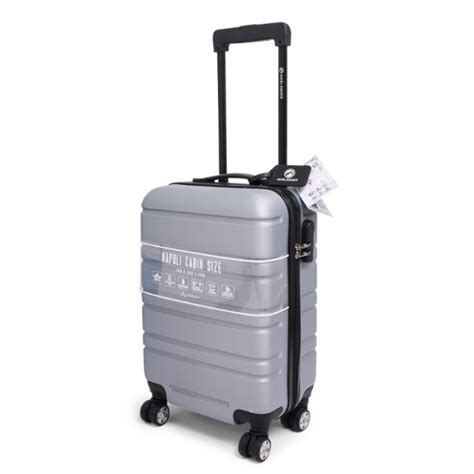 cabin size trolley cabin size trolley napoli silver trolleys koffers en