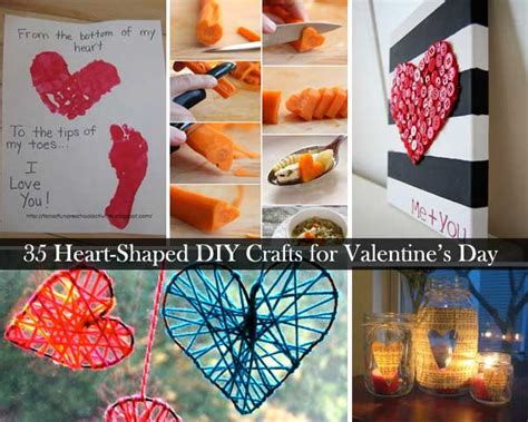 30 exciting and easy diy valentines day crafts little ones