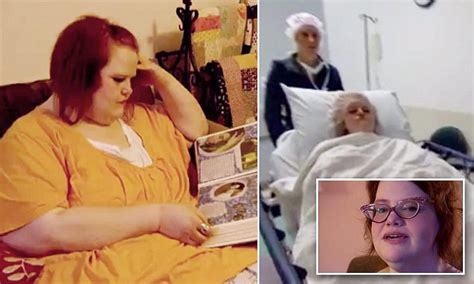 how much weight has nikki from 600 pds lose 650lb woman who lost 200lbs after gastric bypass surgery