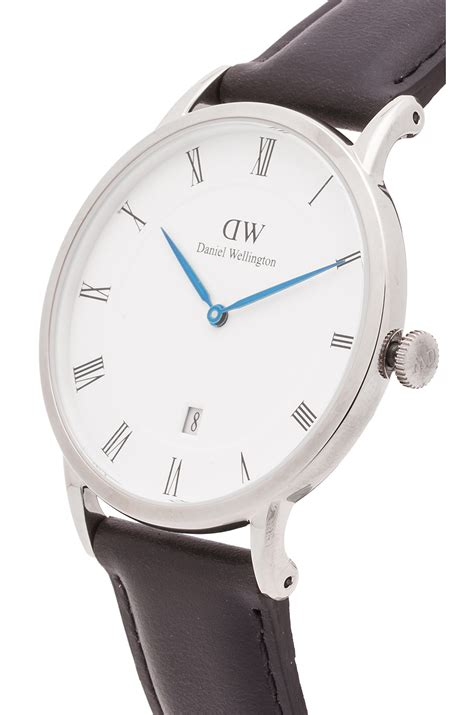Dapper Sheffield Daniel Wellington lyst daniel wellington dapper sheffield in gray for