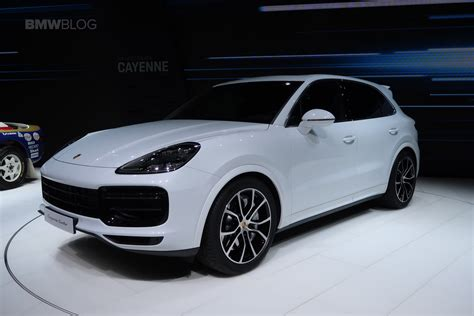 porsche new 2017 frankfurt auto show the all new porsche cayenne