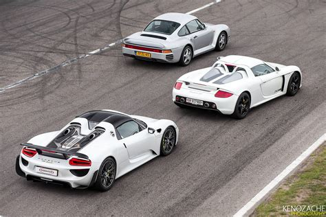 Porsche's holy trinity of super cars. Which is your favourite?