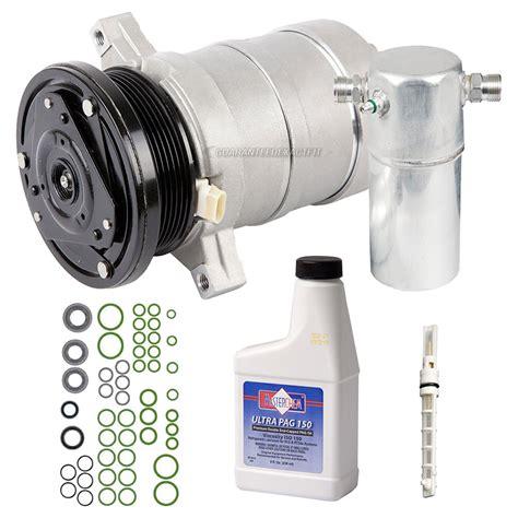 1990 cadillac a c compressor and components kit all models 60 81881 rk