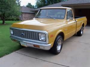 1972 Chevrolet Truck For Sale 1972 Chevy C 20 Chevrolet Chevy Trucks For Sale