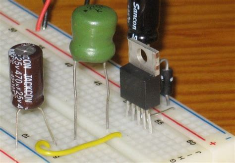 inductor for switch mode power supply inductor lm2596 voltage regulation problem electrical engineering stack exchange