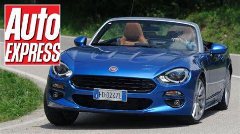 italian car fiat fiat 124 spider review is it a true italian sports car