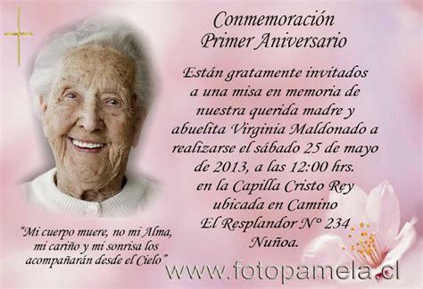 fraces para aniversarios de fallecimiento de un mes tarjetas condolencias