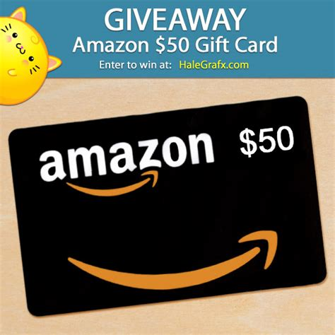 it s another amazon 50 gift card giveaway - How To Enter An Amazon Gift Card