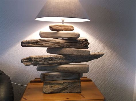 driftwood lamp  diys guide patterns