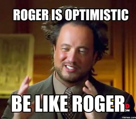 Roger Meme - image gallery roger meme