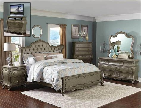 florentina french traditional bedroom set  piece  sale
