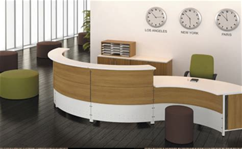 Reception Desks Canada Vancouver Office Furniture Desks Workstations And Reception Desks Computer Desks Canada