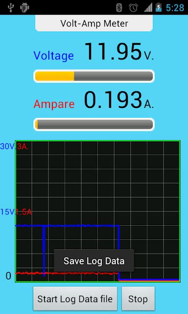 aptoide xda developers android voltmeter ampmeter app android development and