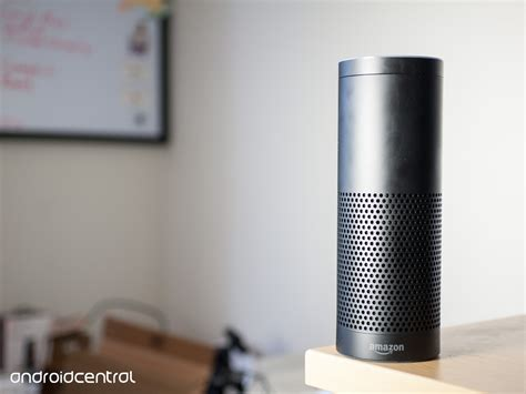 amazon echo review amazon echo review android central