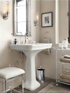 restoration hardware bathroom my home