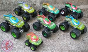 Tmnt Truck Wheels Tokka S 1 64 Scale Quot Wheels Quot Jam
