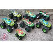 64 Scale  Hot Wheels Monster Jam Teenage Mutant Ninja Turtles