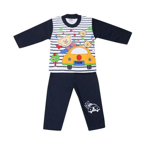 Setelan Baju Tidur Piyama Anak Laki Laki Avenger Jw22 L Murah jual tompege tp 55017 piyama setelan baju tidur anak laki