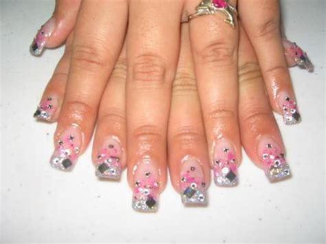 imagenes de uñas de acrilico halloween u 241 as de gel decoradas