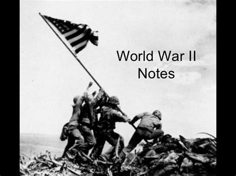 powerpoint templates war world war ii power point