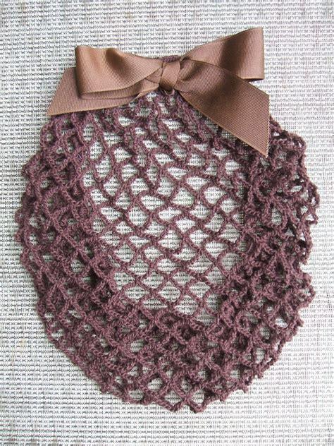 pattern for snood hair net crochet hair snood pattern free patterns for crochet