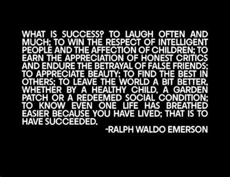 Success Poem- By Ralph Waldo Emerson | Words Of Wisdom ...