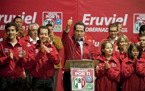 quien ganar las elecciones presidenciales del 2012 en el pri arrasa en las elecciones y augura ya su regreso al
