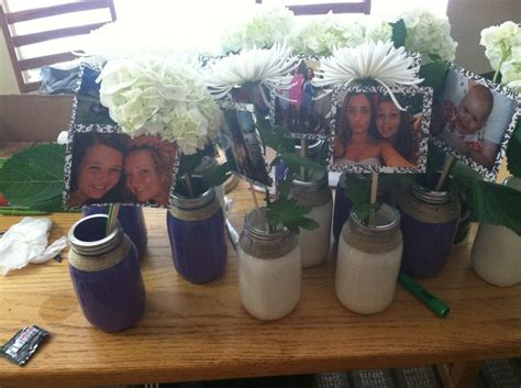 really easy centerpieces but really cheap i just made