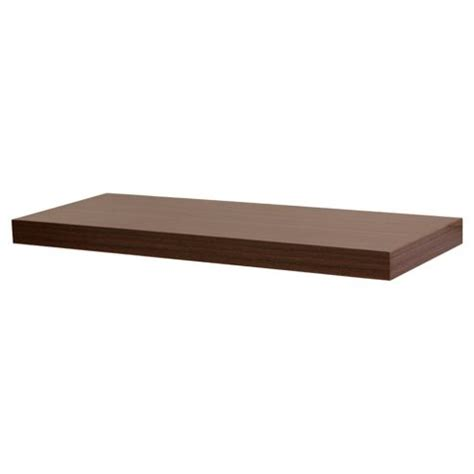 buy walnut floating shelf 60cm from our shelving storage