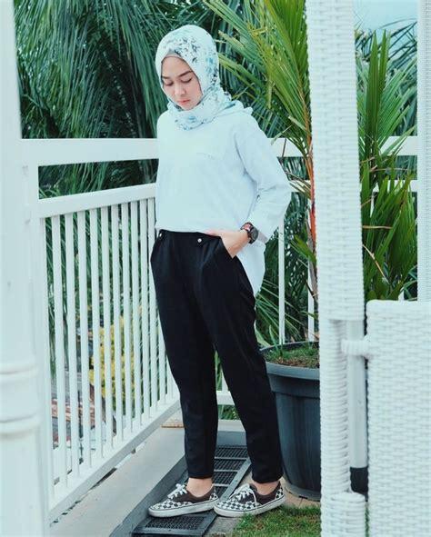 Model Baju Muslim Simple 18 Trend Baju Muslim 2017 Untuk Wanita Stylish Dan Modis